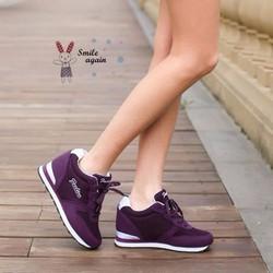 TT020T  -  Giày sneaker  nữ phong cách Hàn Quốc