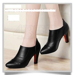 Giày cổ ngắn sang trọng 2067
