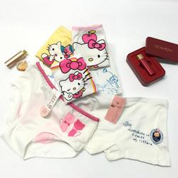 C06 - Combo 5 quần lót nữ Hello Kitty