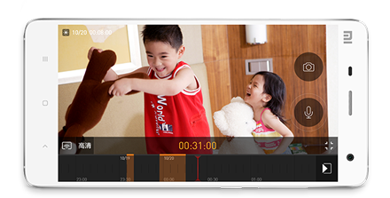 CAMERA IP THÔNG MINH XIAOMI YI HD 720P 5