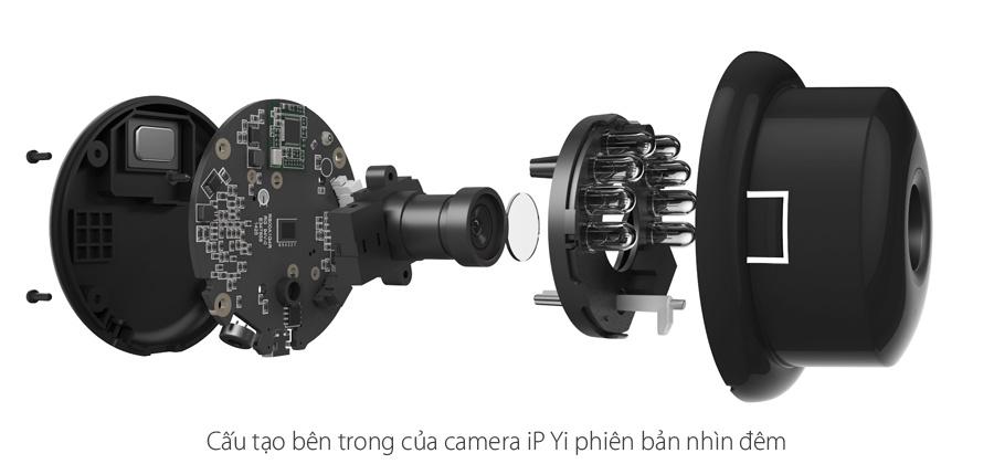 CAMERA IP THÔNG MINH XIAOMI YI HD 720P 4