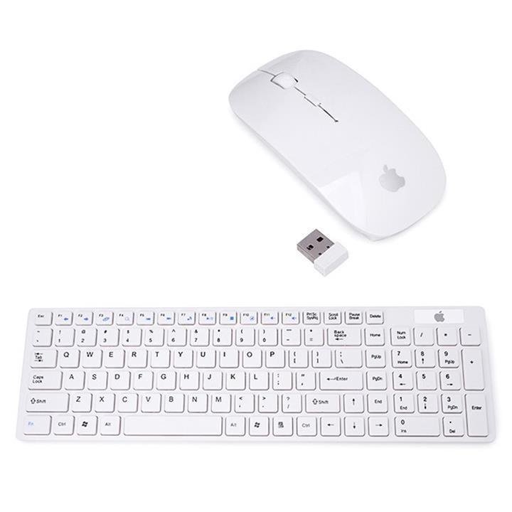 Combo phím chuột không dây Apple size lớn giá sỉ và lẻ rẻ nhất