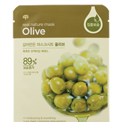 Mặt nạ The Face Shop Real Nature Mask Olive