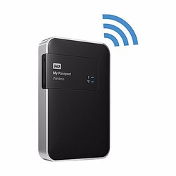Ổ CỨNG DI ĐỘNG 1TB   WESTERN My Passport Wireless