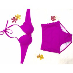 Bikini quần lưng cao