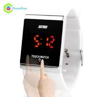 Đồng hồ Unisex Skmei 0983 cảm ứng min DHA156-D0491 - Trắng