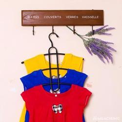 COMBO 3 chiếc Móc treo áo 3 tầng