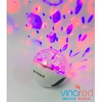 Loa Bluetooth WS-635BT Đèn Led Vũ Trường