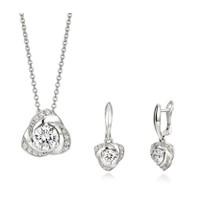 Bộ trang sức bạc Thao Linh Jewelry