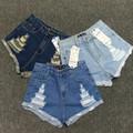 QS 63 - Quần short jeans nữ rách