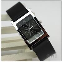Đồng hồ đeo tay nam nữ. mặt vuông thanh lịch, thời trang trẻ trung