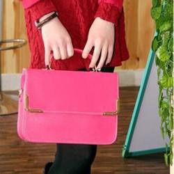Túi hộp thời trang kiểu Hàn Quốc