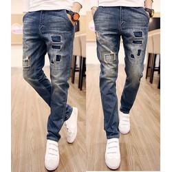 Mã MM1028 - Quần jeans nam trẻ trung
