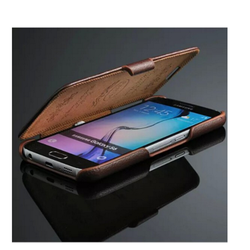 Samsung Galaxy S6 - Bao da, da thật, sang trọng cho điện thoại di động
