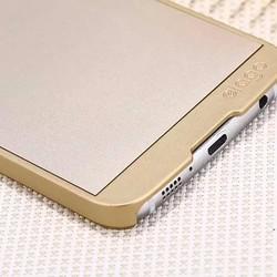 Samsung Galaxy S6 - Ốp lưng kết hợp kim loại và nhựa cứng Carbon