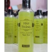 Hấp trắng collagen ngọc trai - lên tone da ngay lần sử dụng đầu tiên
