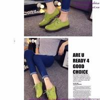 Giày oxford da mẫu mới phong cách năng động GUBB151