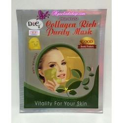 Mặt nạ vàng Collagen Crystal Mask DC