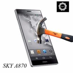 Kính cường lực SKY A870, Giá rẻ