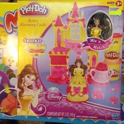 Đất nặn Play-Doh Lâu đài hoa của công chúa Belle