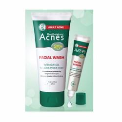 Bộ sản phẩm Acnes 25+ trị mụn chuyên biệt cho tuổi trưởng thành