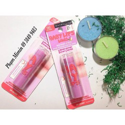 Son dưỡng Maybelline baby lips Made in USA