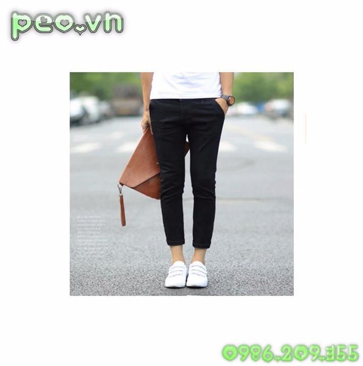 Mã số 51012 - Quần jeans cá tính 1