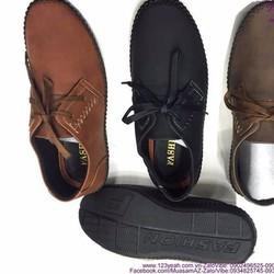Giày da nam công sở cột dây phong cách sành điệu GDNHK165