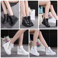 giày bata độn gót