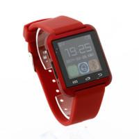 Đồng hồ thông minh Smartwatch U8 PLUS Đỏ
