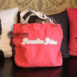 Túi xách vải Paradise xuất khẩu Châu Âu
