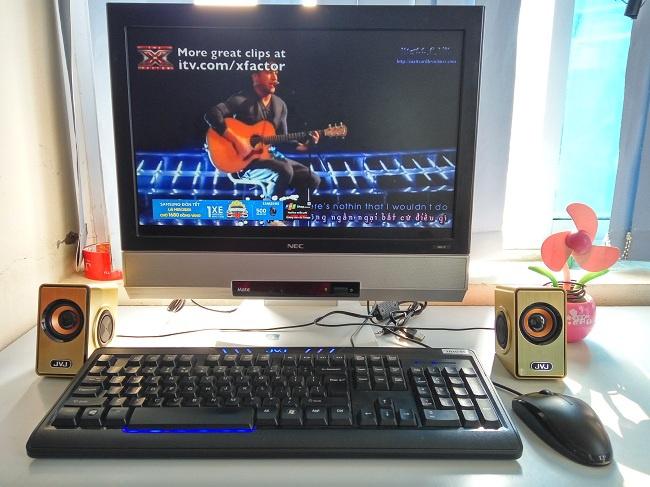 Loa máy tính JVJ JS-100 2.0