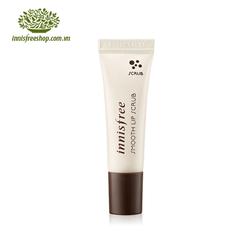 Tẩy tế bào chết cho môi Innisfree smooth lip scrub