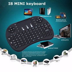 Bàn Phím Chuột Wireless cho Smart Tivi, PC, Tablet