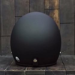 Mũ bảo hiểm Dammtrax đen nhám