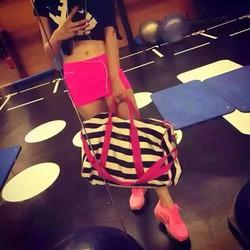 Túi xách thể thao du lịch Victoria Secret cao cấp