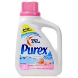 Nước giặt xã Purex cho bé - 1 lít 47