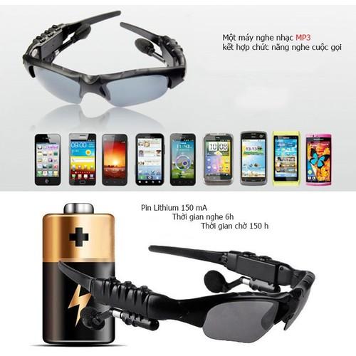 Mắt kính thông minh bluetooth 4.0-smart glass