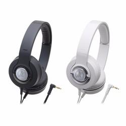 Tai nghe Audio technica ATH WS33XBK Đen