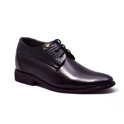 Giày nam cao cổ da bò phong cách sang trọng