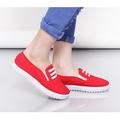 Giày Slip On Kiểu Bata Thời Trang 2016