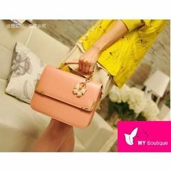 Túi hộp thời trang phong cách Korea
