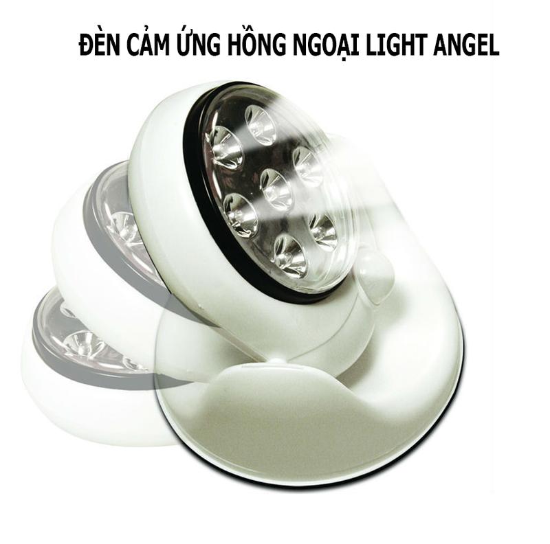 ĐÈN CẢM ỨNG HỒNG NGOẠI LIGHT ANGEL 3