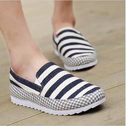 Giày lười chất thoáng mát, kiểu dáng thời trang 2016