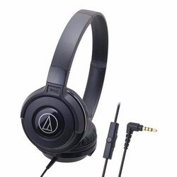 Tai nghe Audio technica ATH S100iS Đen