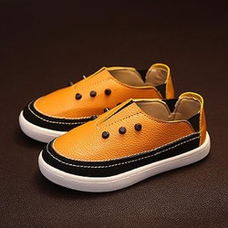 Giày lười nam thời trang, kiểu dáng trẻ trung, phong cách cá tính