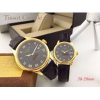 Đồng hồ đôi cao cấp, giá  cực rẻ tissot,kính saphire chống trầy
