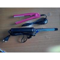 Combo máy uốn và máy duỗi tóc