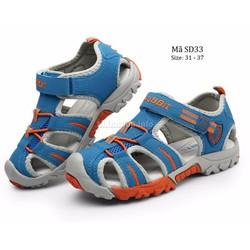 Dép sandal trẻ em xuất khẩu cho bé 5 tuổi trở lên SD33
