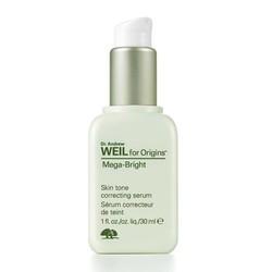 Serum sáng da Origins Mega-Bright Skin tone correcting serum 30ml